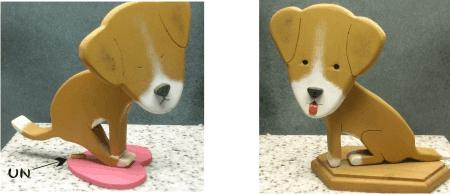 タス工房の愛犬