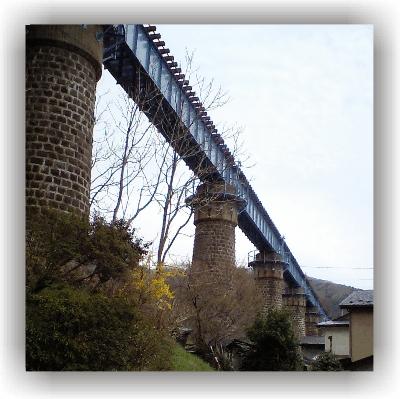 五能線 橋