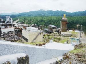 小坂町 鉱山神社